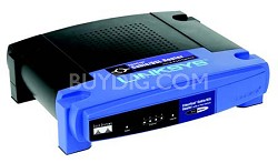 EtherFast Cable/DSL Router with 4-Port Switch
