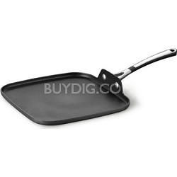 """Simply Nonstick 11"""" Square Griddle"""