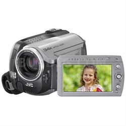 Everio GZMG130 30GB Hard Disk Drive Camcorder with 34x Optical Zoom Refurbished