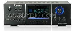 2000- Watt Power Amplifier (Black)