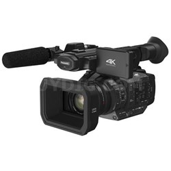 HC-X1 4K Ultra HD Professional Camcorder
