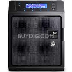 Sentinel DX4200 16TB Windows Storage Server - WDBRZD0160KBK-NESN