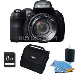 FinePix HS35EXR Digital Camera 8GB Kit