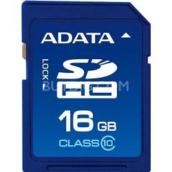 16 GB Secure Digital High-Capacity (SDHC) Class 10 Turbo Series ASDH16GCL10-R