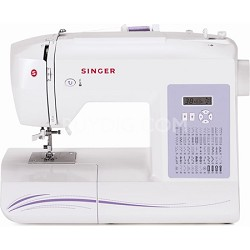 6160 Computerized Sewing Machine with Auto Needle Threader