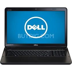"Inspiron 17R i17RN-4235BK 17.3"" Notebook - Intel Core i5-2450M-Open Box"