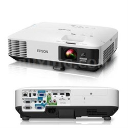 PowerLite 1985WU 4800 Lumens WUXGA Wireless 3LCD Projector - V11H619020