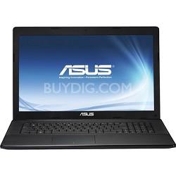 "17.3"" X75A-DH31 Notebook PC - Intel Core i3-2350M 2.3GHz Processor"