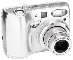 Coolpix 7600 Digital Camera