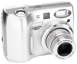 Coolpix 7600 Digital Camera