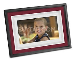 "EasyShare P720 7"" TouchScreen Digital Picture Frame W/ Home Decor Kit"