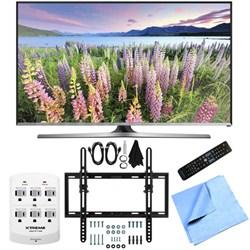 UN40J5500 - 40-Inch Full HD 1080p Smart LED HDTV Flat/Tilt Wall Mount Bundle