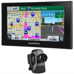 "nuvi 2699LMT HD 6"" GPS with Lifetime Maps & HD Traffic Air Vent Mount Bundle"