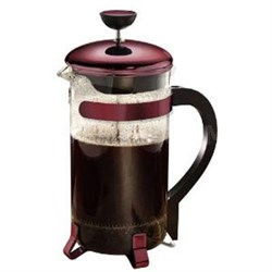 Primula 8c Coffee Press Red