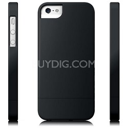 Protective Slider Case for iPhone 5 Black