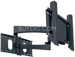 "PMA-770 Articulating Arms Dual Stud Wall Mount for 20"" - 40"" TVs (Black)"