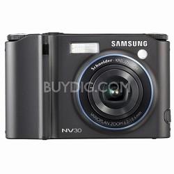 """NV30 8MP 2.5"""" LCD Digital Camera (Black)"""