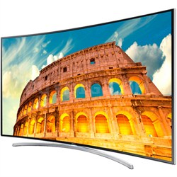 UN48H8000 - 48-inch 1080p 240Hz 3D Smart Curved LED HDTV - Refurbished