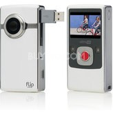 UltraHD Camcorder, 120 Minutes - White