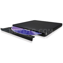 Ultra-Slim Portable DVD Burner & Drive with M-DISC Support - SP80NB60