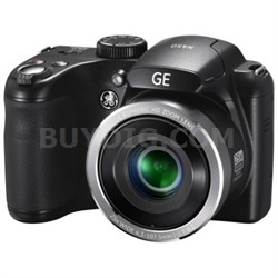 "16MP HD 720p Bridge Digital Camera 25X 2.7"" LCD (Black) X450 - OPEN BOX"