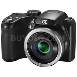 """16MP HD 720p Bridge Digital Camera 25X 2.7"""" LCD (Black) X450 - OPEN BOX"""