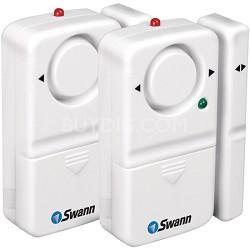 Window & Door Magnetic Alarms x 2 - SW351-MD2