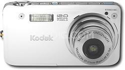 EasyShare V1253 12MP Digital Camera (White)