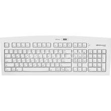 FK104 USB 2.0 Keyboard - White - Mac