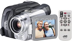 GR-DF450US Mini-DV Digital Video Camcorder