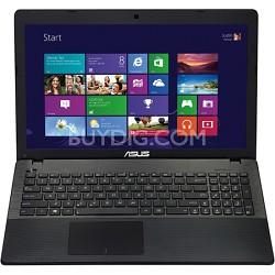 X552EA-DH41 AMD A4-5000 15.6-Inch Laptop (Black)