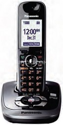 KX-TG7531B DECT 6.0 Plus Expandable Digital Cordless Answering System