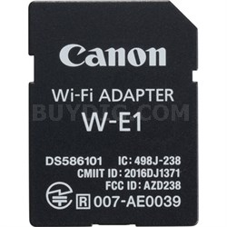 Wi-Fi Adapter W-E1 Wireless File Transmitter
