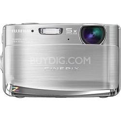 FINEPIX Z70 12 MP Digital Camera (Silver)