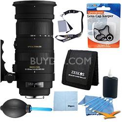APO 50-500mm F4.5-6.3 DG OS HSM f/ Nikon AF - Pro Lens Kit