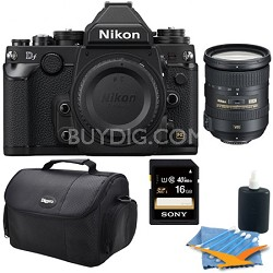 Df Full-Frame Digital SLR Camera  With Nikon 18-200mm Kit