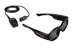 MVISHUT3DKIT - 3D Glasses and Transmitter Kit for Active 3D