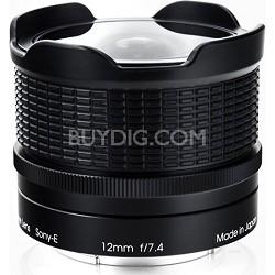 RMC 12mm Fisheye Lens Sony-E (NEX)