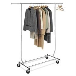 Commercial Garment Rack Rollin