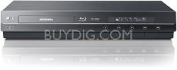 BH200 Super Blu Player - Plays Blu-ray & HD DVD Discs - OPEN BOX