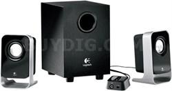 LS21 2.1 Stereo Speaker System - OPEN BOX