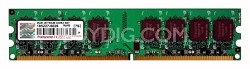 2GB DDR2 667 U-DIMM  (128Mx8/CL5)