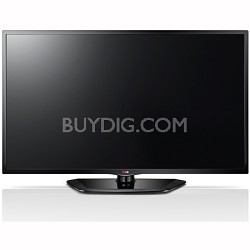 "47"" 1080p Smart TV 120Hz Dual Core Direct LED (47LN5700) - OPEN BOX"