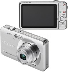"Exilim EX-Z80 8.1MP Digital Camera with 2.6"" LCD (Silver)"