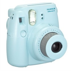 Instax 8 Color Instax Mini 8 Instant Camera - Blue - OPEN BOX
