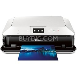 PIXMA MG7120 - Wireless Inkjet Photo All-In-One Printer - White
