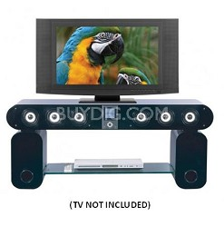 TVS-150 Surround Spot Integrated Theater System Television Stand