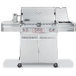 Summit 7170001 S-470 Stainless-Steel 48,800-BTU Liquid-Propane Grill