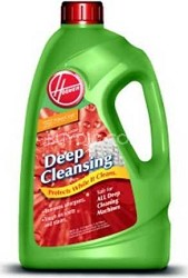Deep Cleansing Carpet/Upholstery Detergent, 128 oz bottle - AH30105