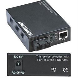 Gigabit Ethernet Media Converter - 506533